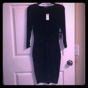 NWT Black Express Dress